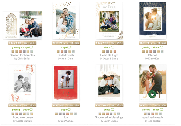 A Merry Christmas with Minted Holiday Cards