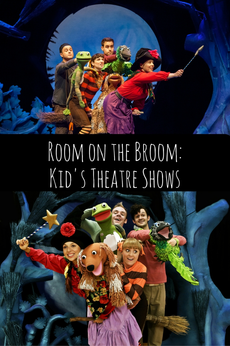 Room On The Broom The Stage Show