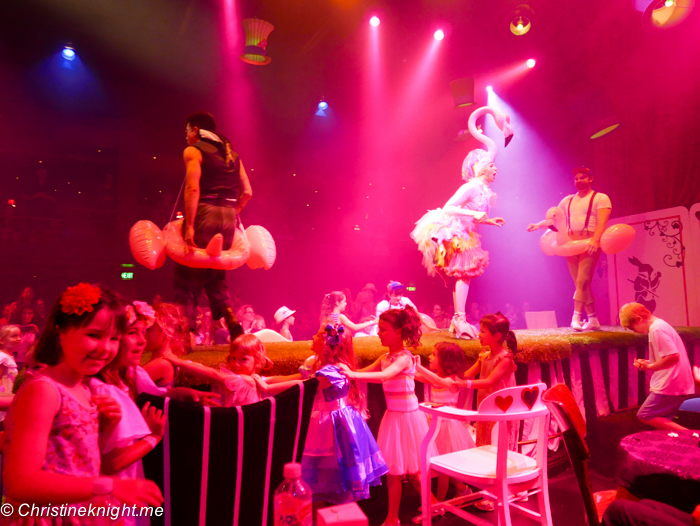Funatorium: Mad Hatter's Tea Party at the Sydney Opera House