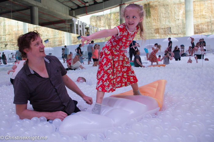 The Beach at Barangaroo, Sydney Festival