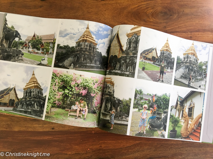 Holiday Memories with Blurb Photo Books