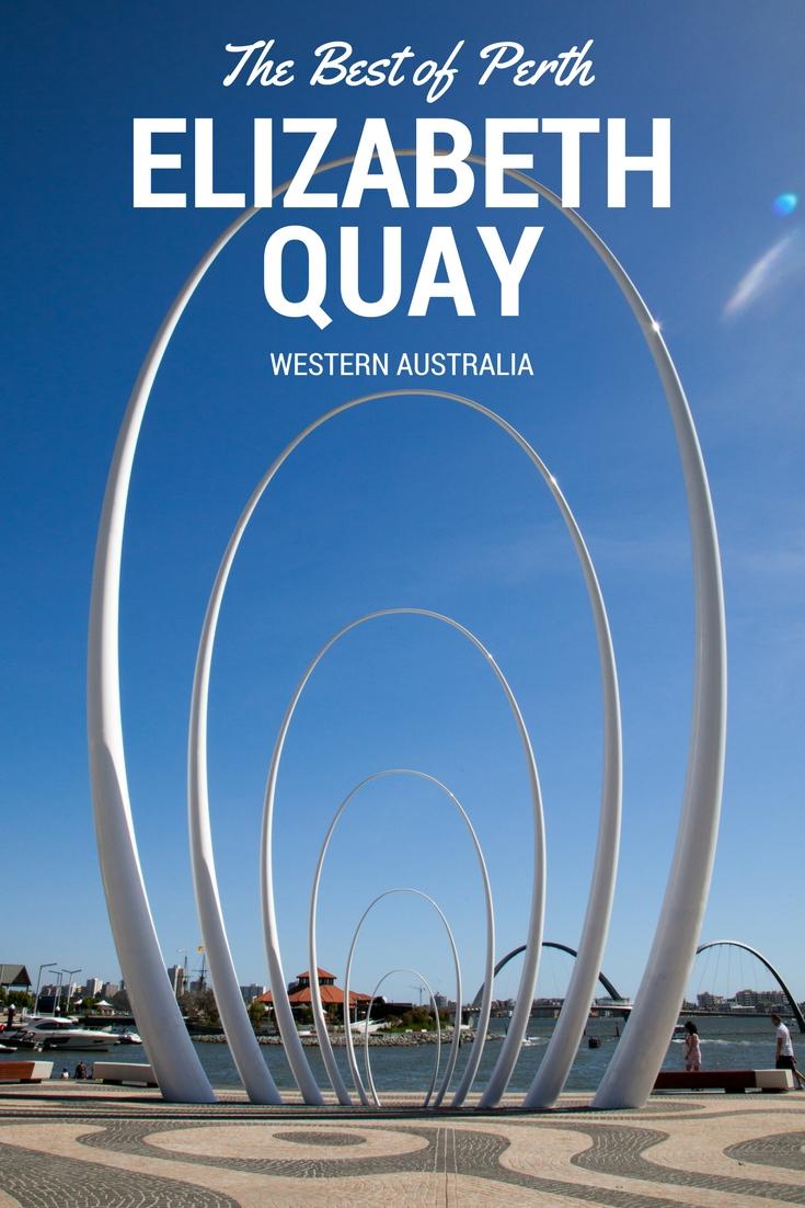Elizabeth Quay, Perth, Western Australia