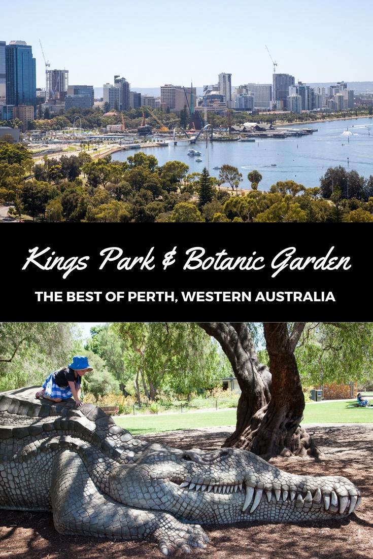 Kings Park & Botanic Garden, Perth, Western Australia