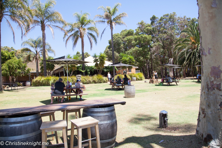Swings & Roundabouts, Margaret River, Western Australia