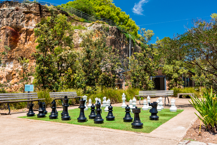 Cockatoo Island Chess