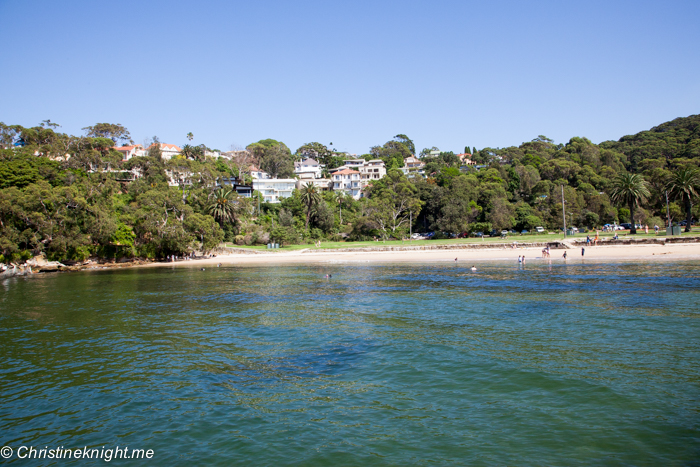 Clifton Gardens Beach Sydney