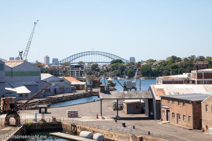 Cockatoo Island, Sydney Australia