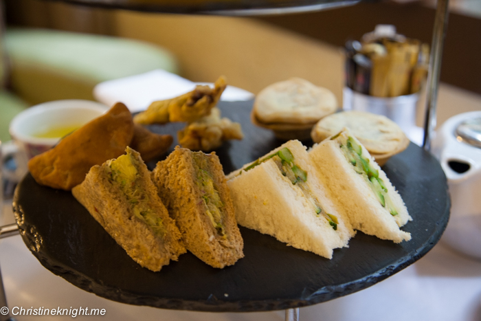 Vegan High Tea at the Radisson Blu Sydney