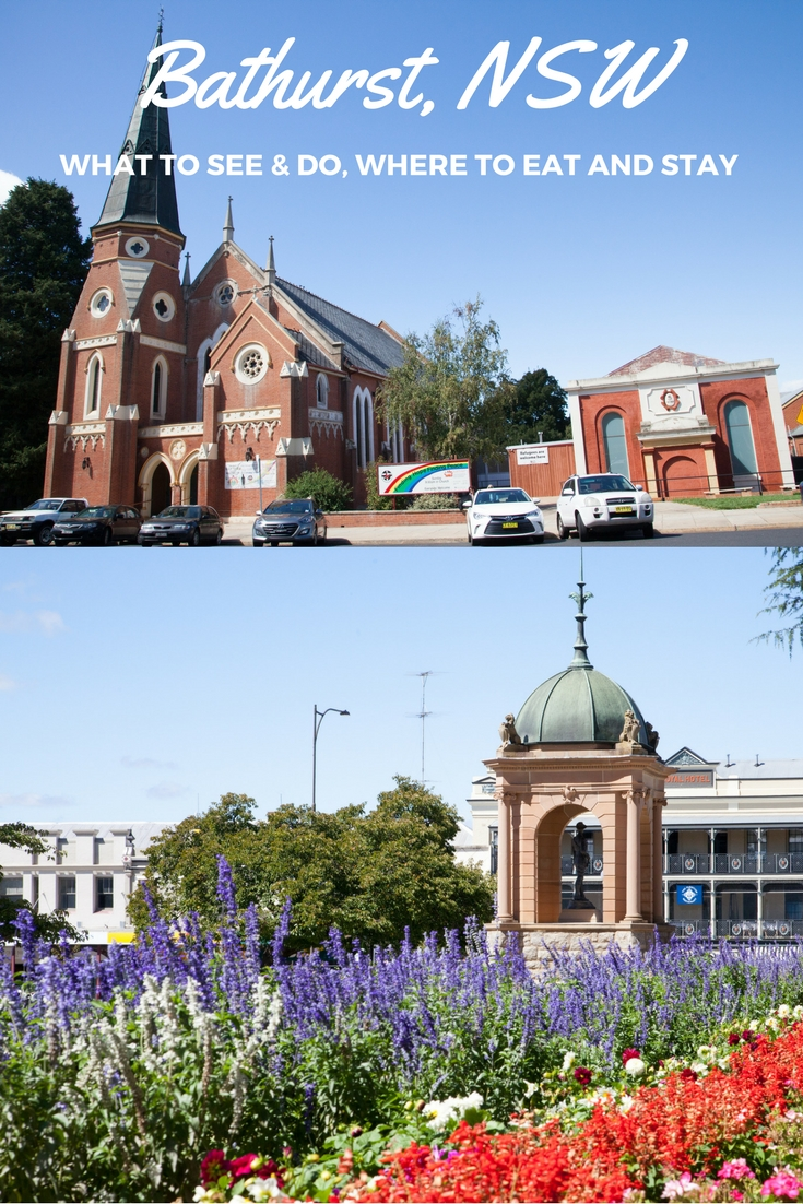 Things To See & Do In Historic Bathurst, NSW