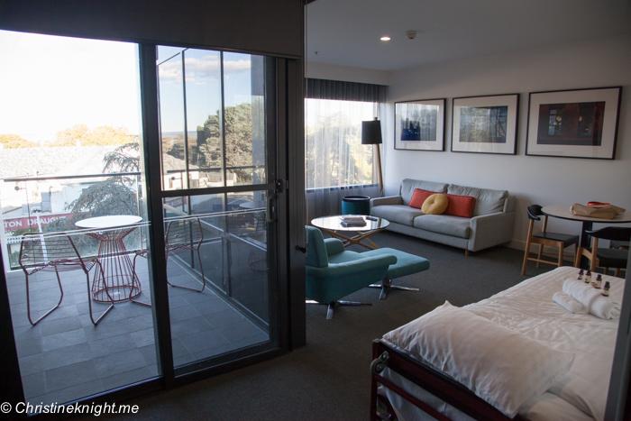 East Hotel Canberra + Agostinis Restaurant Australia