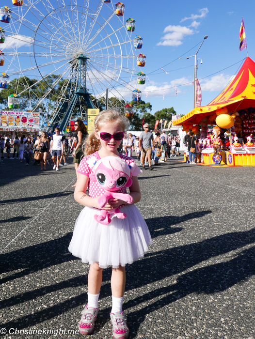 A Day at the Sydney Royal Easter Show, Sydney