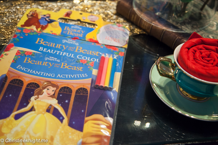 Beauty and the Beast High Tea and Stay at the Sofitel Sydney Wentworth
