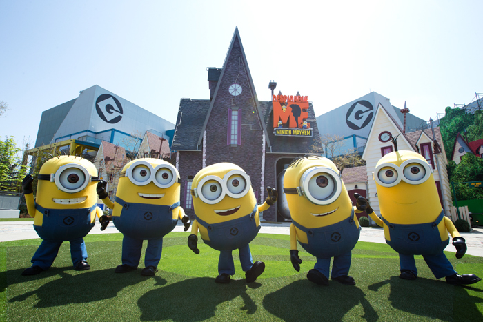 Minion Park At Universal Studios Japan Adventure Baby