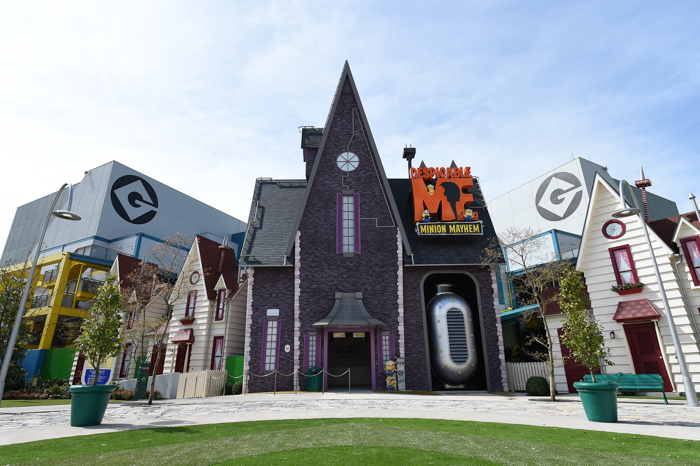 The World of Minions at Universal Studios Japan