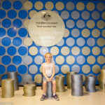 Making Dollars & Cents at the Royal Australian Mint, Canberra, Australia