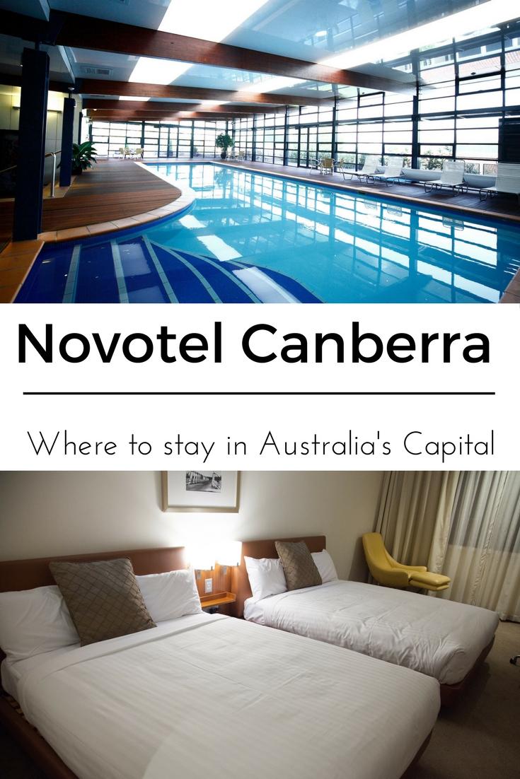 Novotel Canberra, ACT Australia