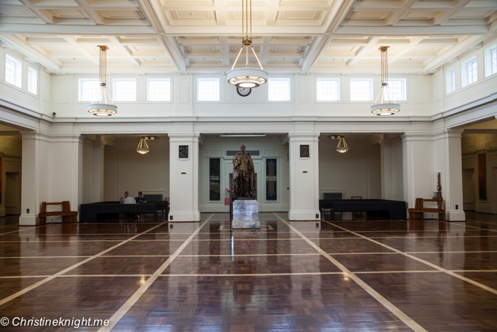 Old Parliament House, Canberra, ACT, Australia