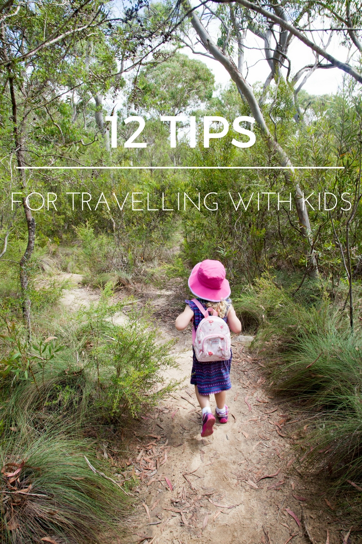 12 Tips For Travelling With Kids