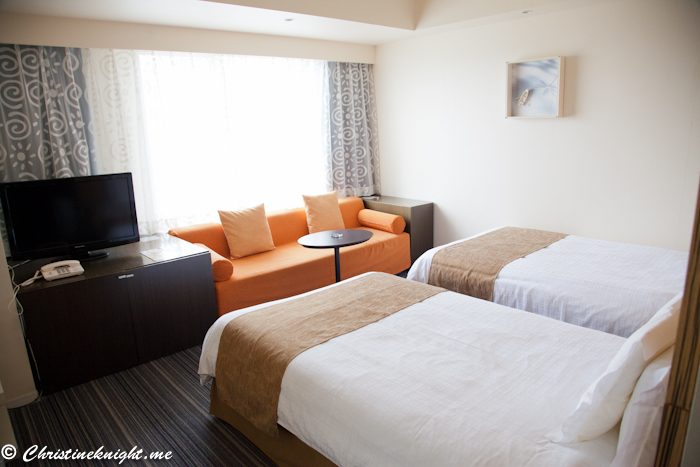 Hotel Universal Port, Osaka, Japan