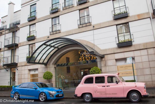 Hotel Review: The Langham Sydney, Australia