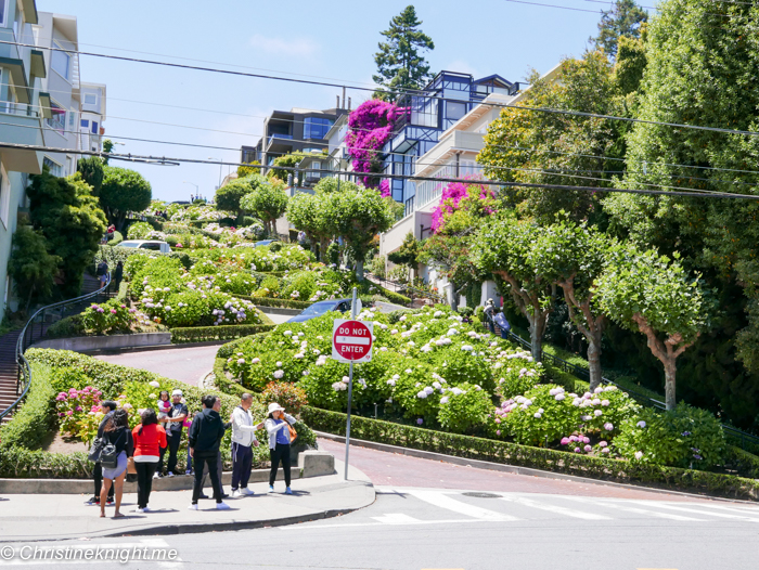 Lombard St, San Francisco