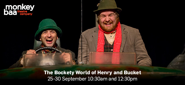 The Bockety World of Henry and Bucket, Sydney