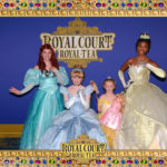 Royal Court Royal Tea: Disney Wonder, Disney Cruise Line