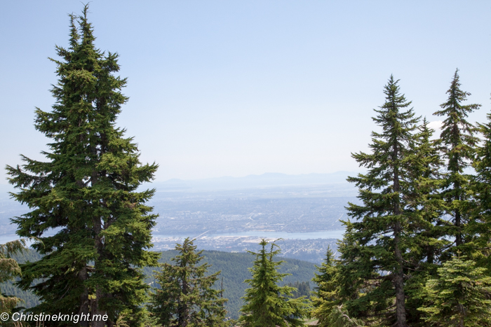 Visiting Grouse Mountain Vancouver In Summer Adventure Baby