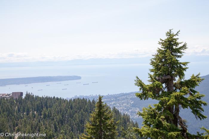 Grouse Mountain, Vancouver, Canada