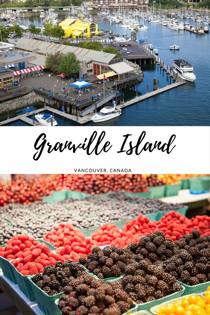 Granville Island Cruise