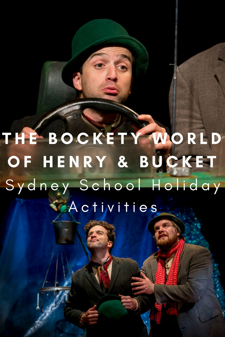 The Bockety World of Henry and Bucket, Sydney, Australia