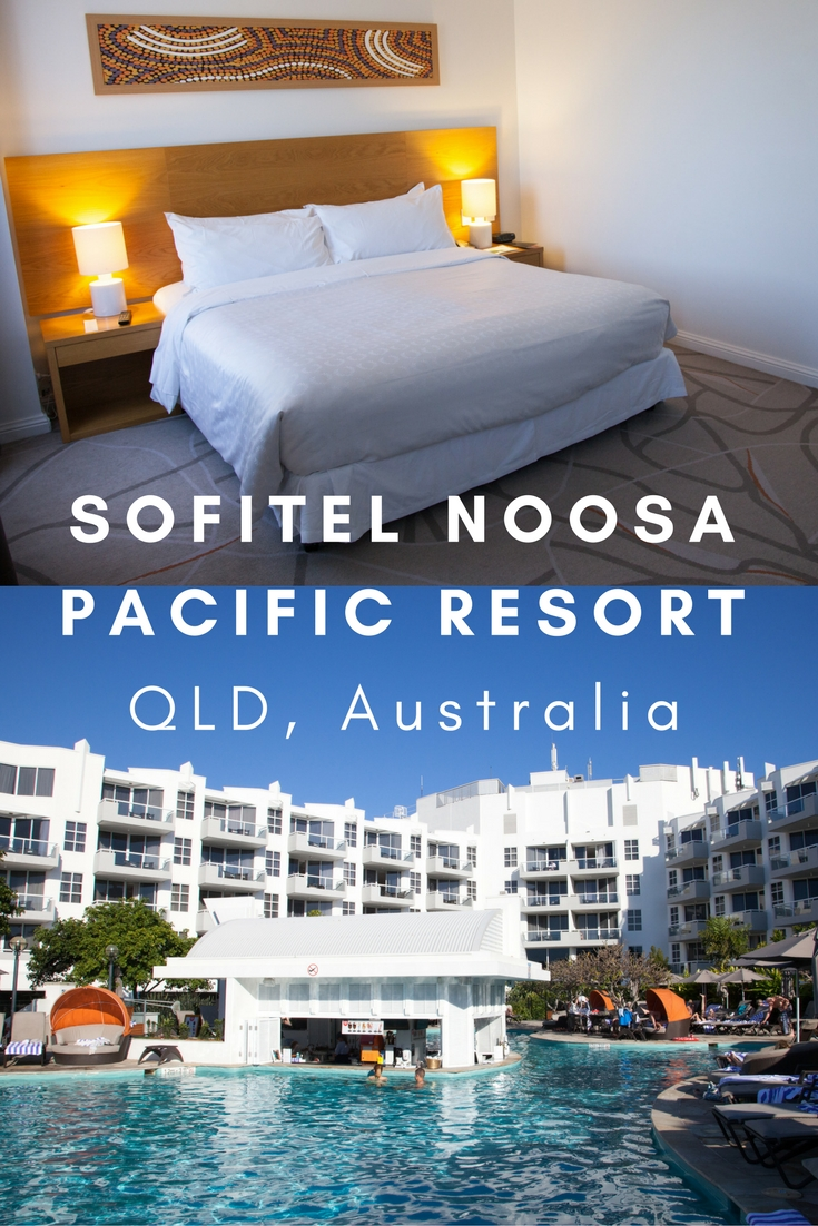 Sofitel Noosa Pacific Resort, Queensland, Australia