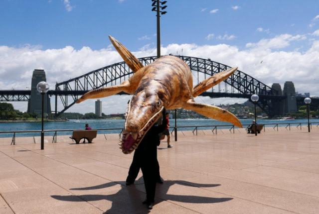 Erth's Prehistoric Aquarium: The Best Live Shows For Kids