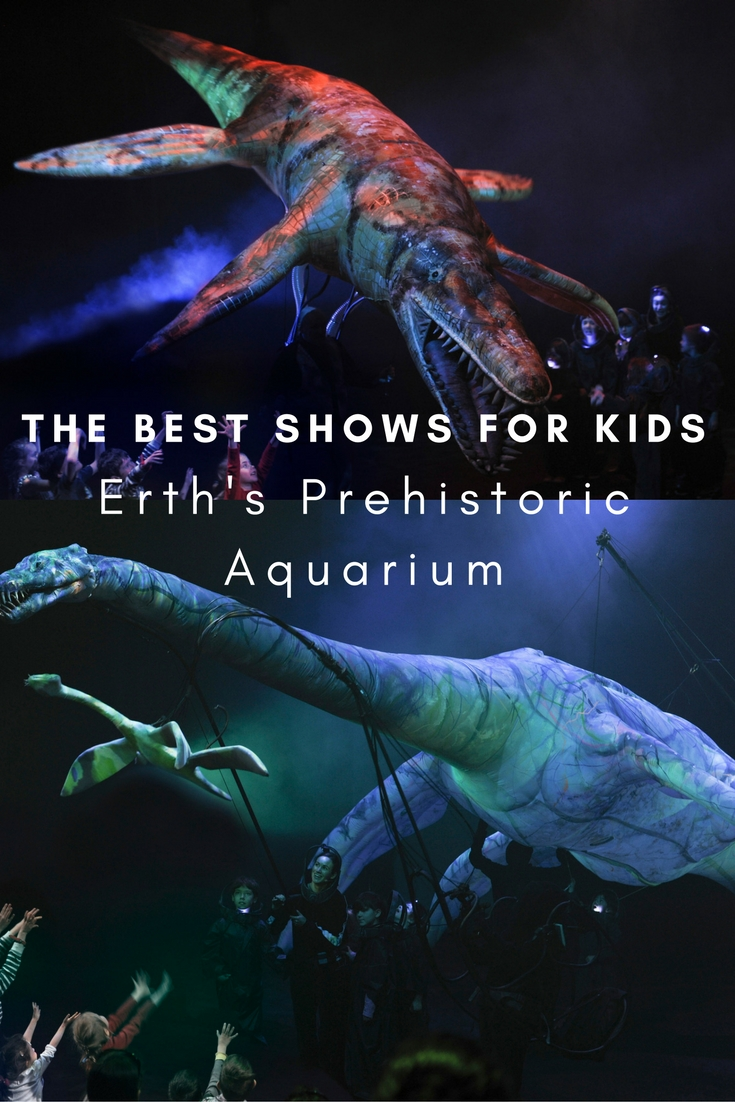 Erth's Prehistoric Aquarium: The Best Live Shows For Kids