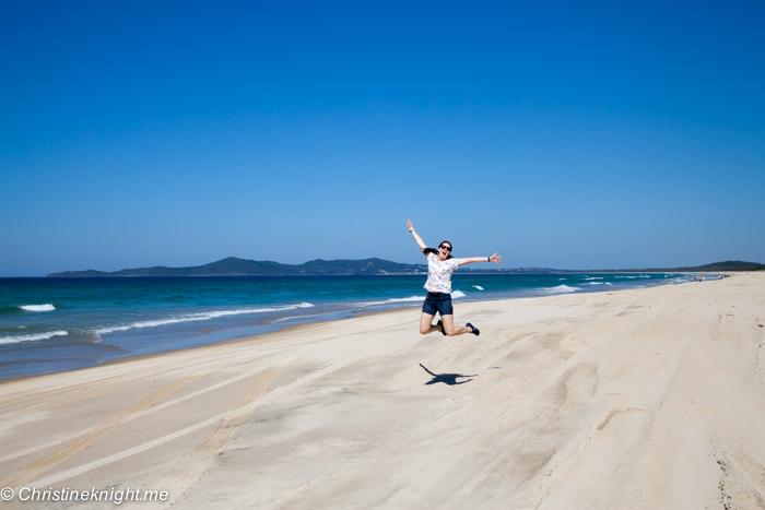 Great Beach Drive, Queensland, Australia