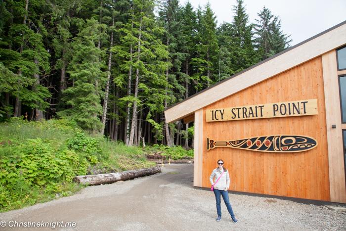 Icy Strait Point Alaska