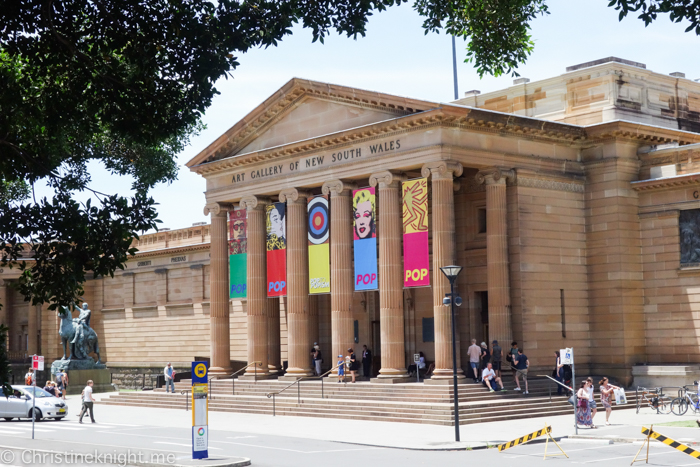 Art Gallery of NSW, Sydney, Australia