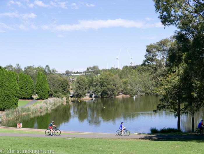 Bicentennial Park, Sydney, Australia