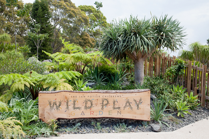 Ian Potter Children's Wild Play Garden, Centennial Park, Sydney, Australia