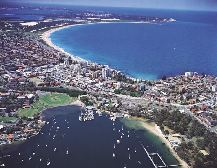 Cronulla Beach, Sydney Australia