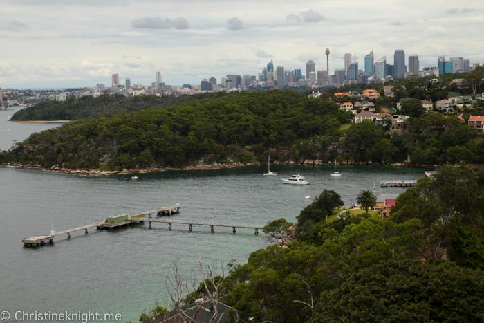 Georges Head, Sydney, Australia