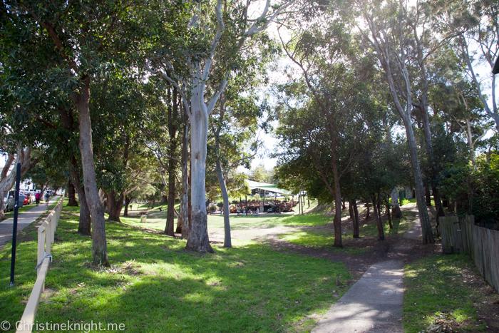 Burnie Park-Clovelly