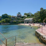Visiting Greenwich Baths, Sydney