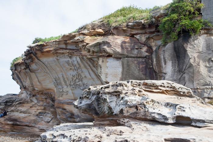 La Perouse Bare Island