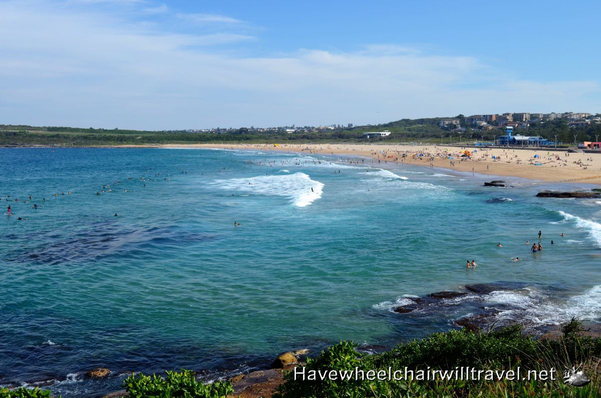 Maroubra Beach, Sydney, Australia