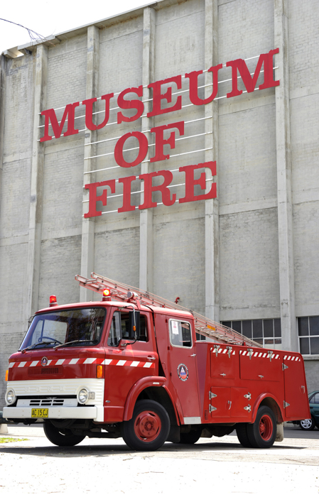 The Museum of Fire, Penrith