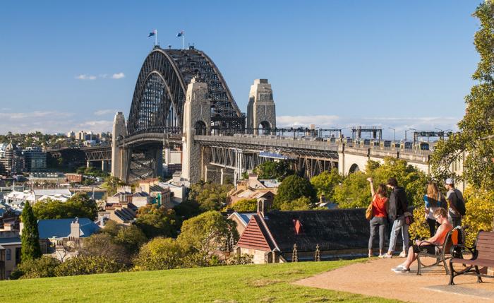 Observatory Hill, Sydney, Australia