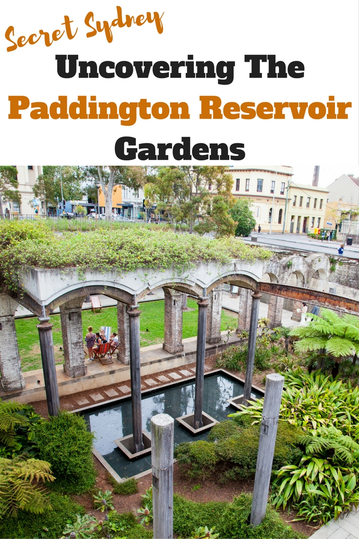The Paddington Reservoir Gardens, Sydney, Australia