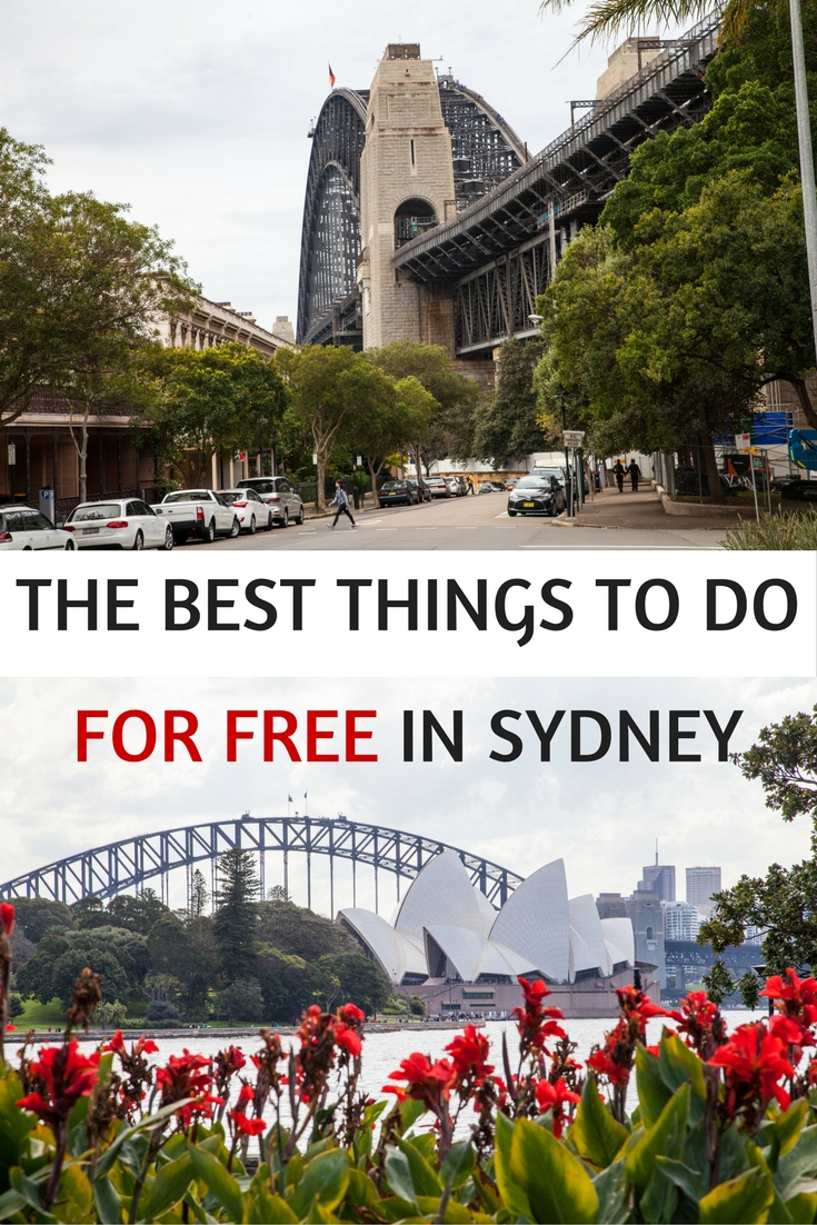 The Best Things To Do For Free In Sydney Australia