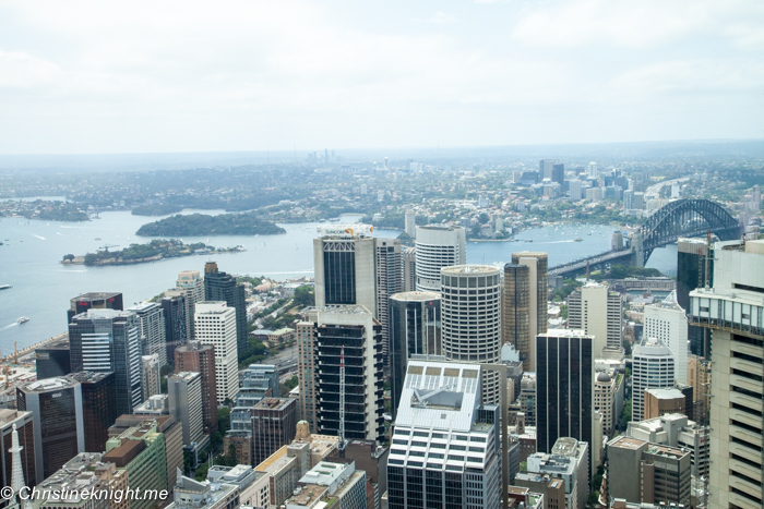 Sydney Tower Eye, Australia